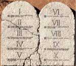 Десять Заповідей - Моральний закон.