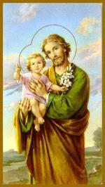 Бути хорошим батьком – найбільша місія святого Йосипа