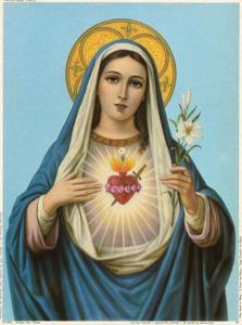ВЕЛИЧАННЯ МАРІЇ - 1