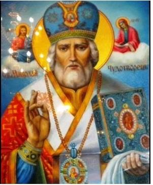 Житіє святого Миколая, архиєпископа Мир Ликійських