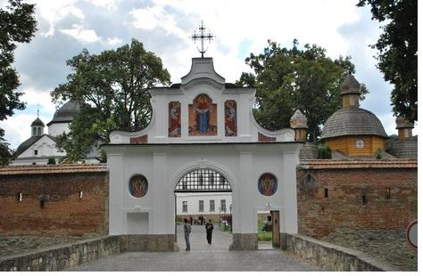 Відпуст у Крехівському монастирі Святого Миколая
