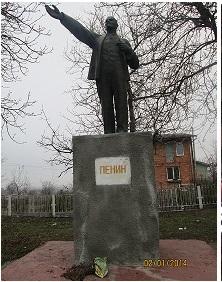 Якщо ви повалите пам'ятник Леніну, то ми спалимо ваш костел…