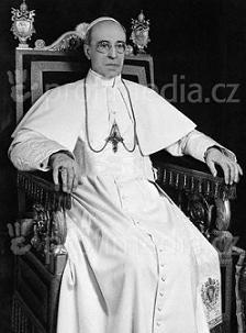 Десять заповідей миру - Папа Пій XII