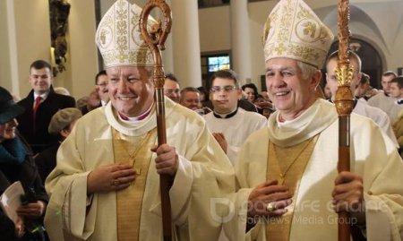 Генерального модератора Руху Світло-Життя (Західної гілки - Римо-Католиків) Адама Водарчека висвячено на єпископа