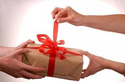 Вчіться дарувати і отримувати подарунки
