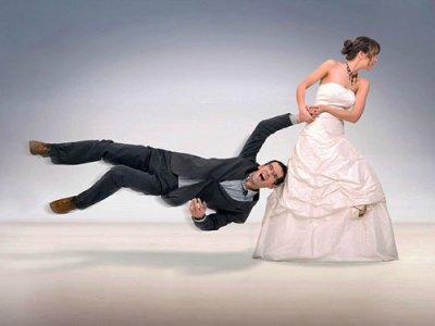 10 способів невдало одружитися