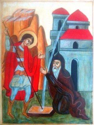 Покровитель осель в Україні є Архистратиг Михаїл