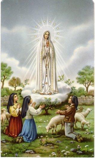 Спогади сестри Лусії з Фатіми