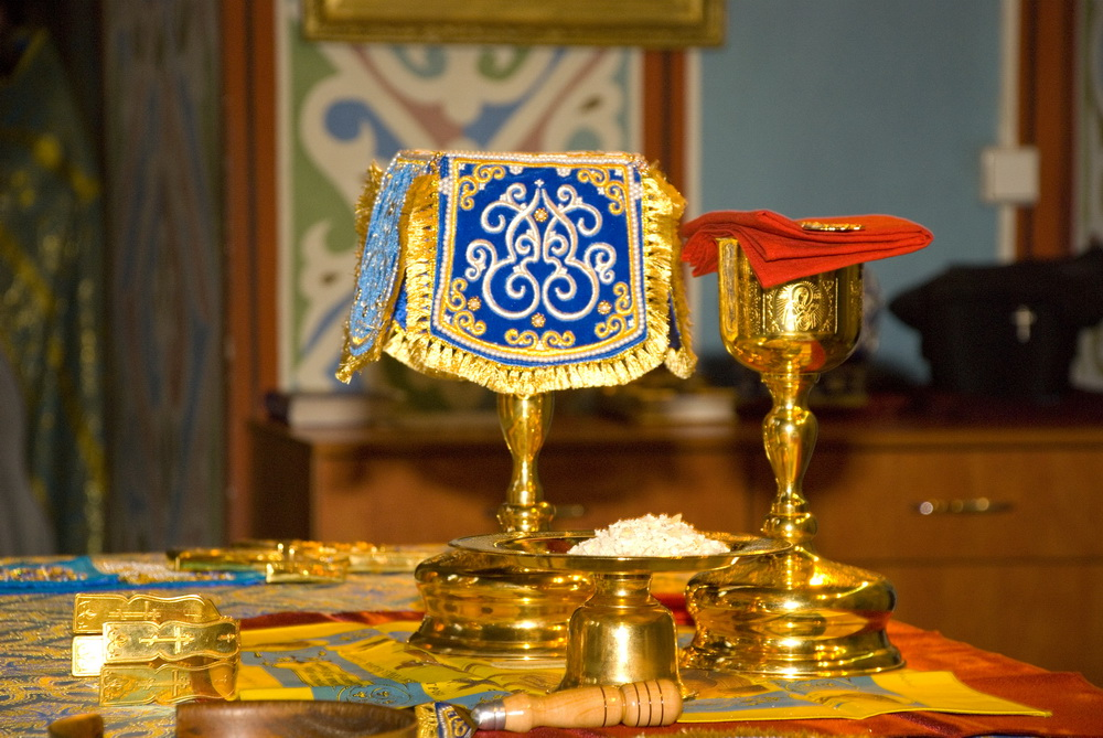 Найбільше таїнство Церкви – Євхаристія