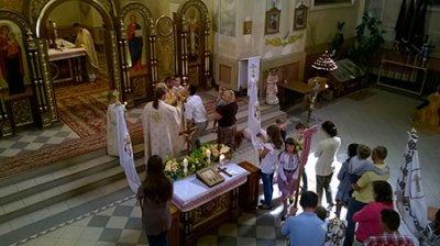 Реколекції для спільнот подружь «Домашня Церква» в м. Бучачі