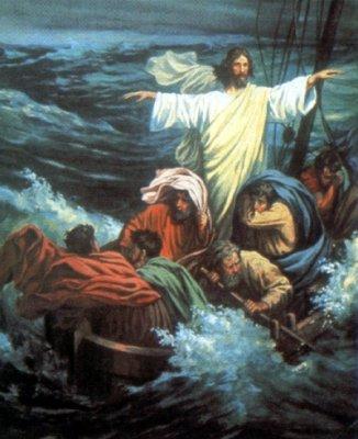Де ваша віра? - Розважання на  Луки.8.22-25