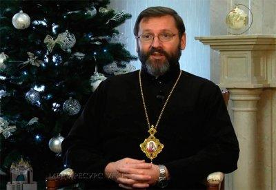Звернення Блаженнішого Святослава щодо святкування Різдва в Рік Божого милосердя