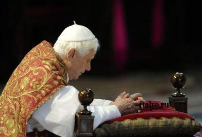 Школа молитви Бенедикта XVI
