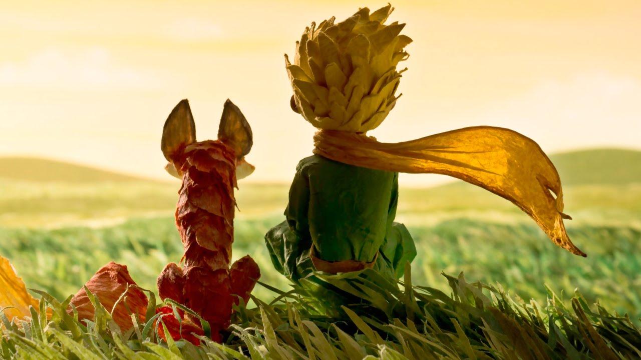 Мультфільм «Маленький принц» (2015)