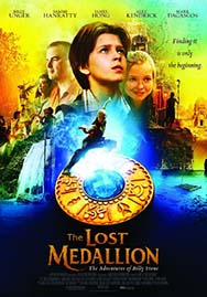 Зниклий медальйон /The Lost Medallion: The Adventures of Billy Stone/ (2013)