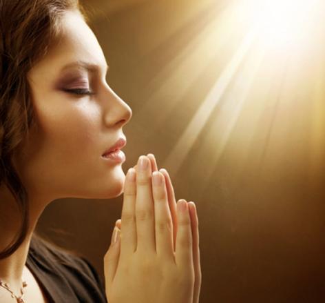 КОЛИ ДУША ЩИРО ВІДДАЄТЬСЯ БОГОВІ...