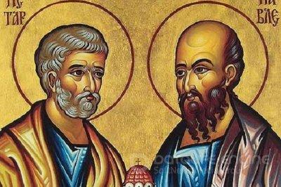 Проповідь о. Олега Шепетяка 12.07.2016 р.Б. в день Апостолів Петра і Павла