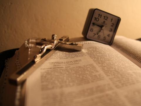 Скільки разів ви сьогодні думали про Бога?