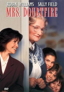 Місіс Даутфайр /Mrs. Doubtfire/ (1993)