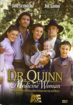Доктор Квін. Жінка-лікар /Dr. Quinn, Medicine Woman/
