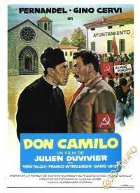 Дон Камілло (1 – 5 серії)