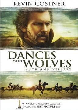 Той, хто танцює з вовками. /Dances with Wolves/ (1990)