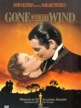 Віднесені вітром. /Gone with the Wind/