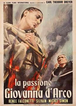 Страсті Жанни Д'Арк. / La Passion De Jeanne d'Arc/