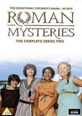 Римські загадки /Roman Mysteries/ (2007-2008)