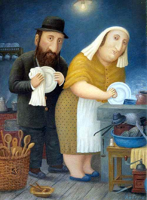 10 заповідей ідеальної дружини, яким майже 400 років