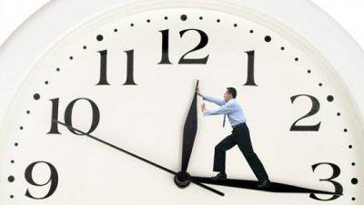 Куди зникає наш час?