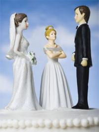 Коли батьки надмірно втручаються в подружнє життя власних дітей…