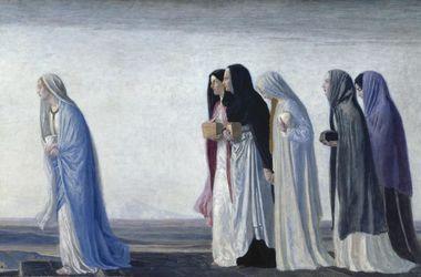 Про жінок Христових.