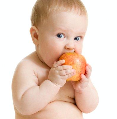 Привчаємо до здорового харчування змалечку!