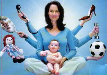 «Ідеальна мама». Яка вона?