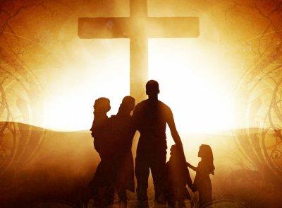 Полишає чоловік свого батька й матір і пристає до своєї жінки, і стануть вони одним тілом. (Бут.2:24)