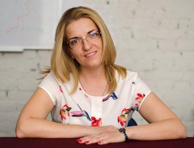 Тренер фінансового успіху - Олександра Грудзевич