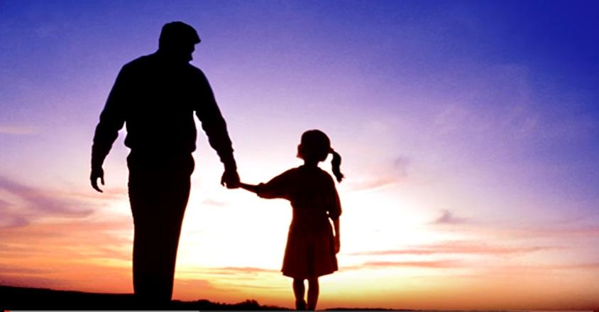 Доля дочки формується з відносин з батьком