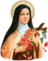 Маленька Квітка – свята Тереза з Лізіє