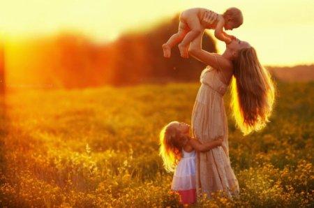 Роль матері у вихованні дітей