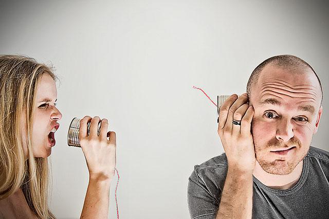Почуй мене! Долаючи бар'єри для спілкування.