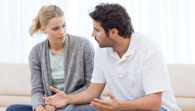 Щире спілкування – необхідна умова щасливого шлюбу