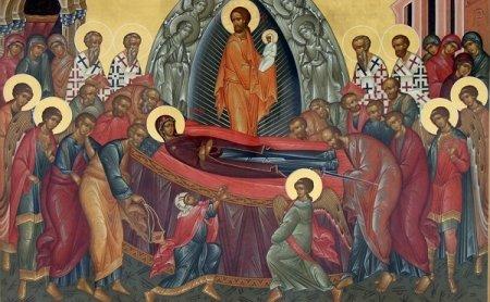 Акафіст на Успення Пресвятої Богородиці