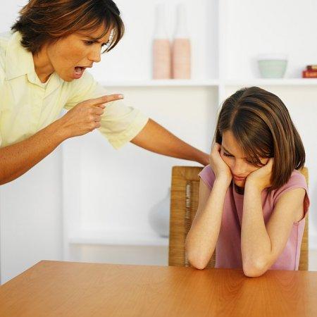 Агресивні батьки