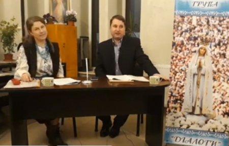 Цікава розмова на цікаві теми з психологом Орисею Пазиняк