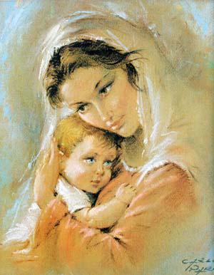 Велике завдання матері – давати відчуття любленості, важливості і потрібності, просто тому, що ти є