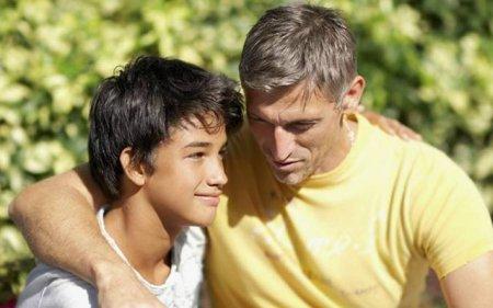 Підлітковий вік – час батька