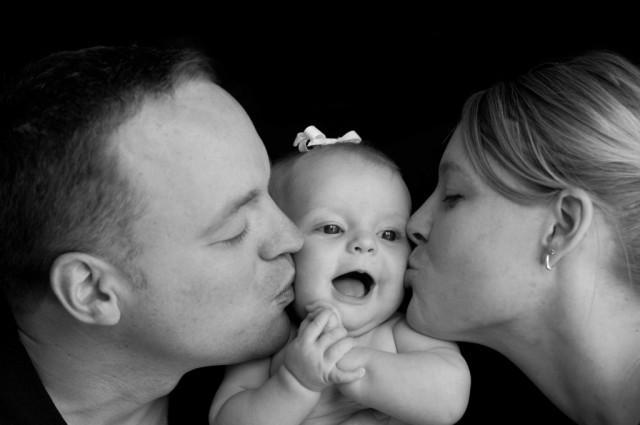 Ролі мами і тата у різному віці для хлопчика і дівчинки різні