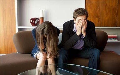 Розлучення - рани, які не гояться