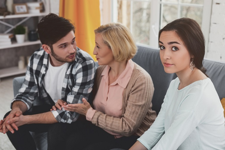 Перший крок до щасливого подружнього життя – відокремитися від батьків і прийняти відповідальність за свій союз